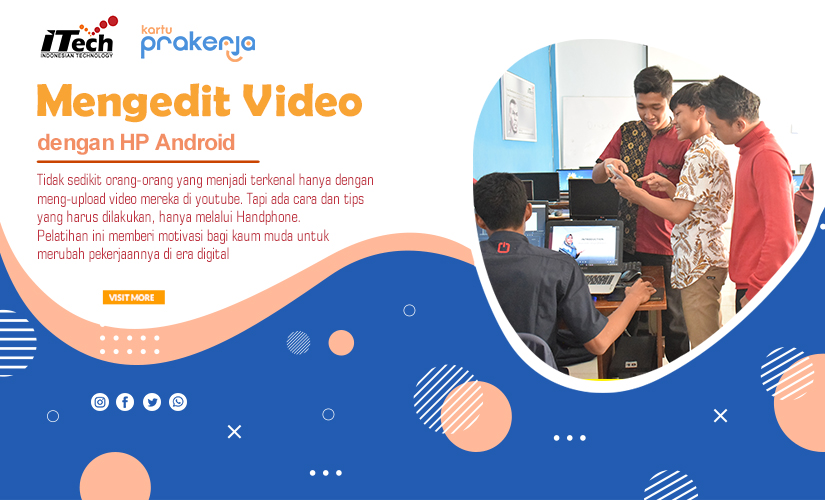 Mengedit Video Dengan Hp Android