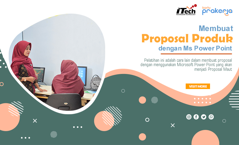 Membuat Proposal Produk dengan Ms. Power Point
