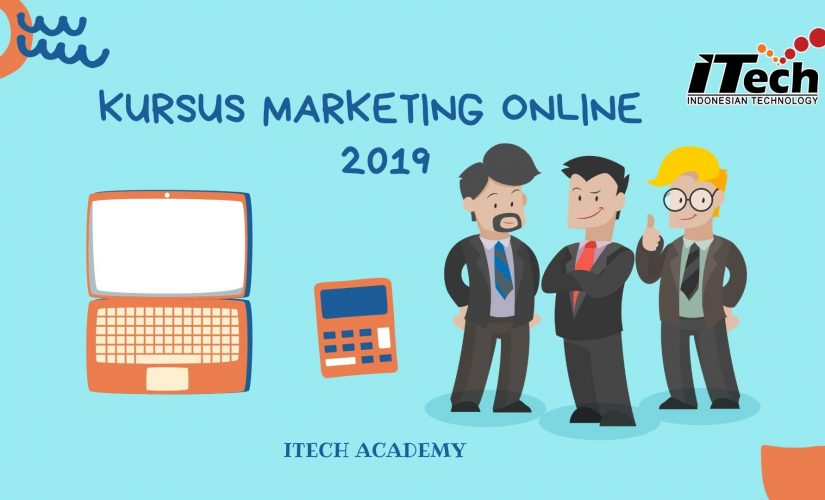 KURSUS MARKETING ONLINE 2019