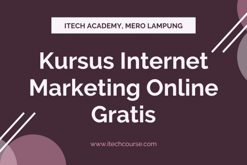 Kursus Internet Marketing Online Gratis